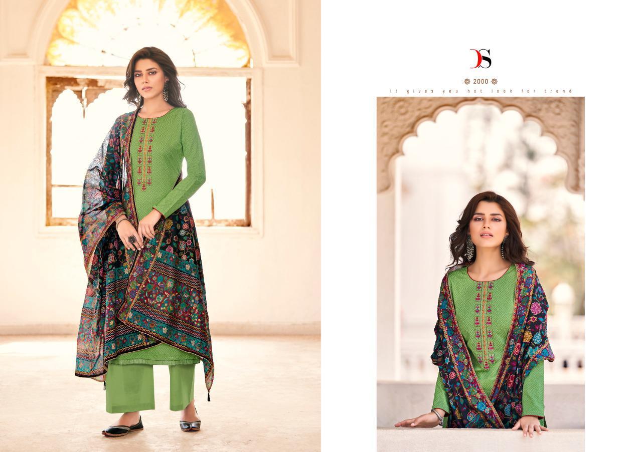 Deepsy Panghat Vol 13 Salwar Suit Wholesale Catalog 8 Pcs 8 - Deepsy Panghat Vol 13 Salwar Suit Wholesale Catalog 8 Pcs