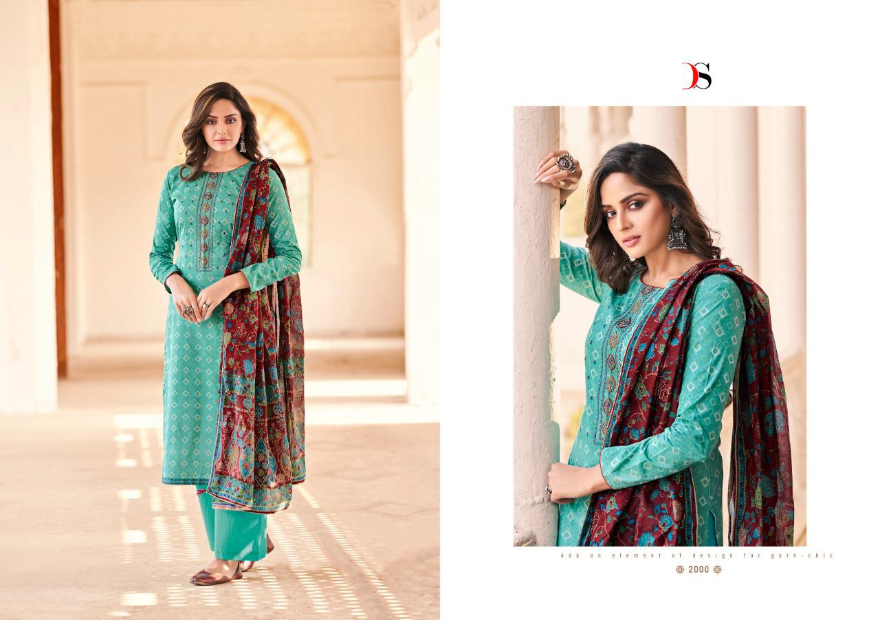 Deepsy Panghat Vol 13 Salwar Suit Wholesale Catalog 8 Pcs 9 - Deepsy Panghat Vol 13 Salwar Suit Wholesale Catalog 8 Pcs