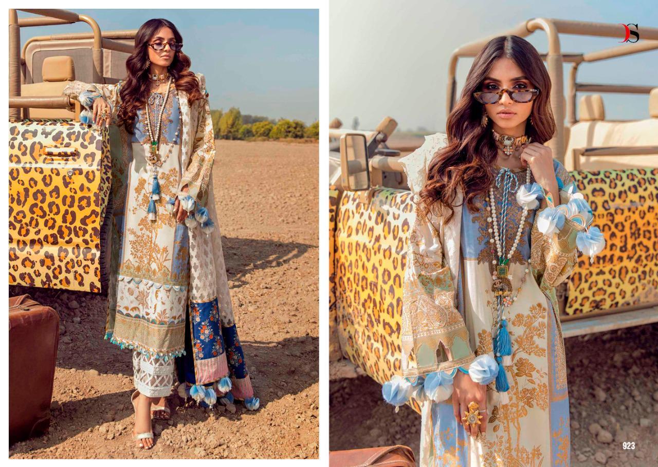 Deepsy Sana Safinaz Muzlin Salwar Suit Wholesale Catalog 8 Pcs 2 - Deepsy Sana Safinaz Muzlin Salwar Suit Wholesale Catalog 8 Pcs