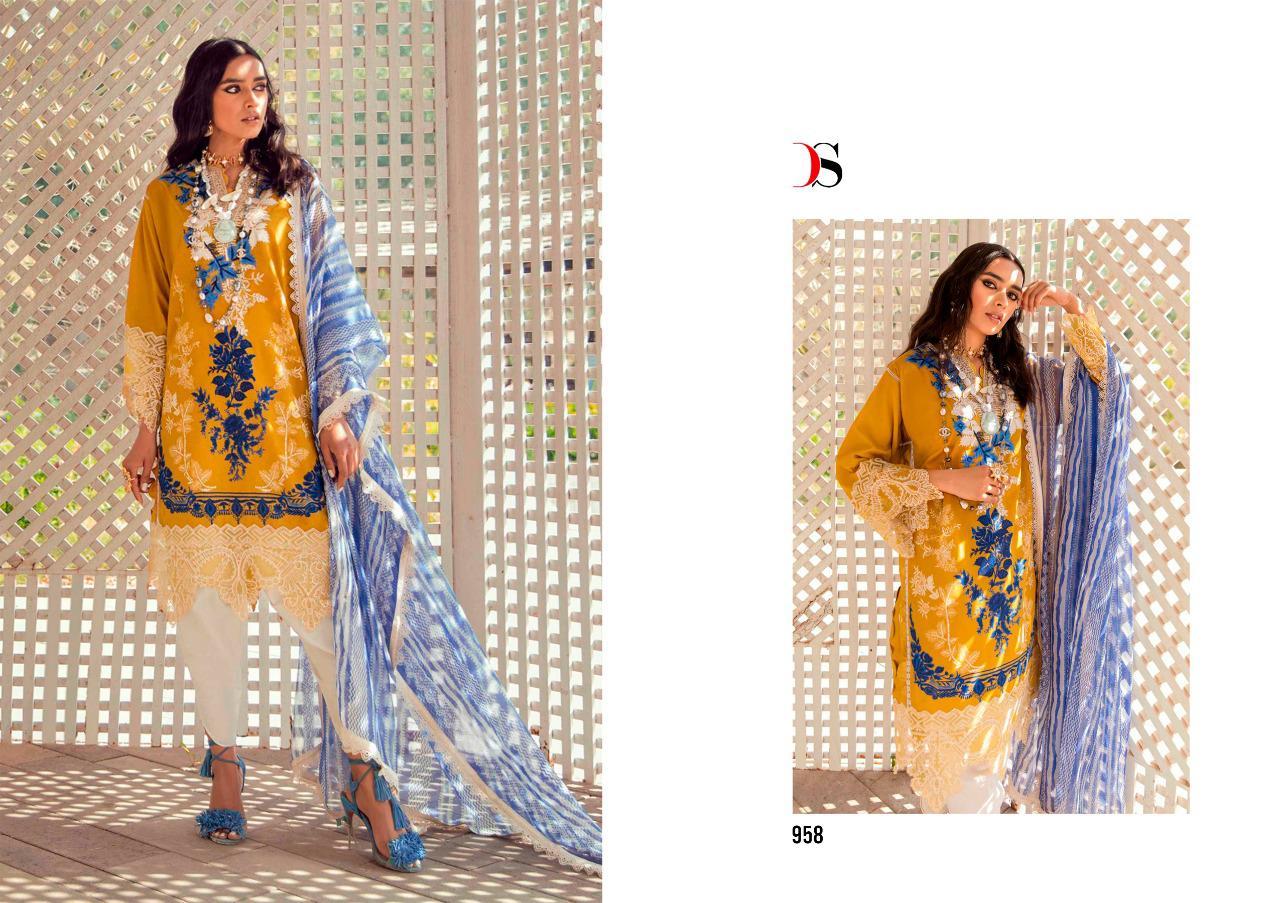 Deepsy Sana Safinaz Muzlin Vol 2 Salwar Suit Wholesale Catalog 8 Pcs 2 - Deepsy Sana Safinaz Muzlin Vol 2 Salwar Suit Wholesale Catalog 8 Pcs