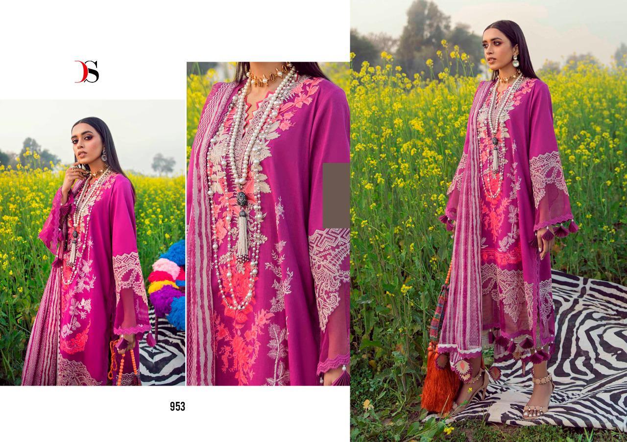 Deepsy Sana Safinaz Muzlin Vol 2 Salwar Suit Wholesale Catalog 8 Pcs 4 - Deepsy Sana Safinaz Muzlin Vol 2 Salwar Suit Wholesale Catalog 8 Pcs