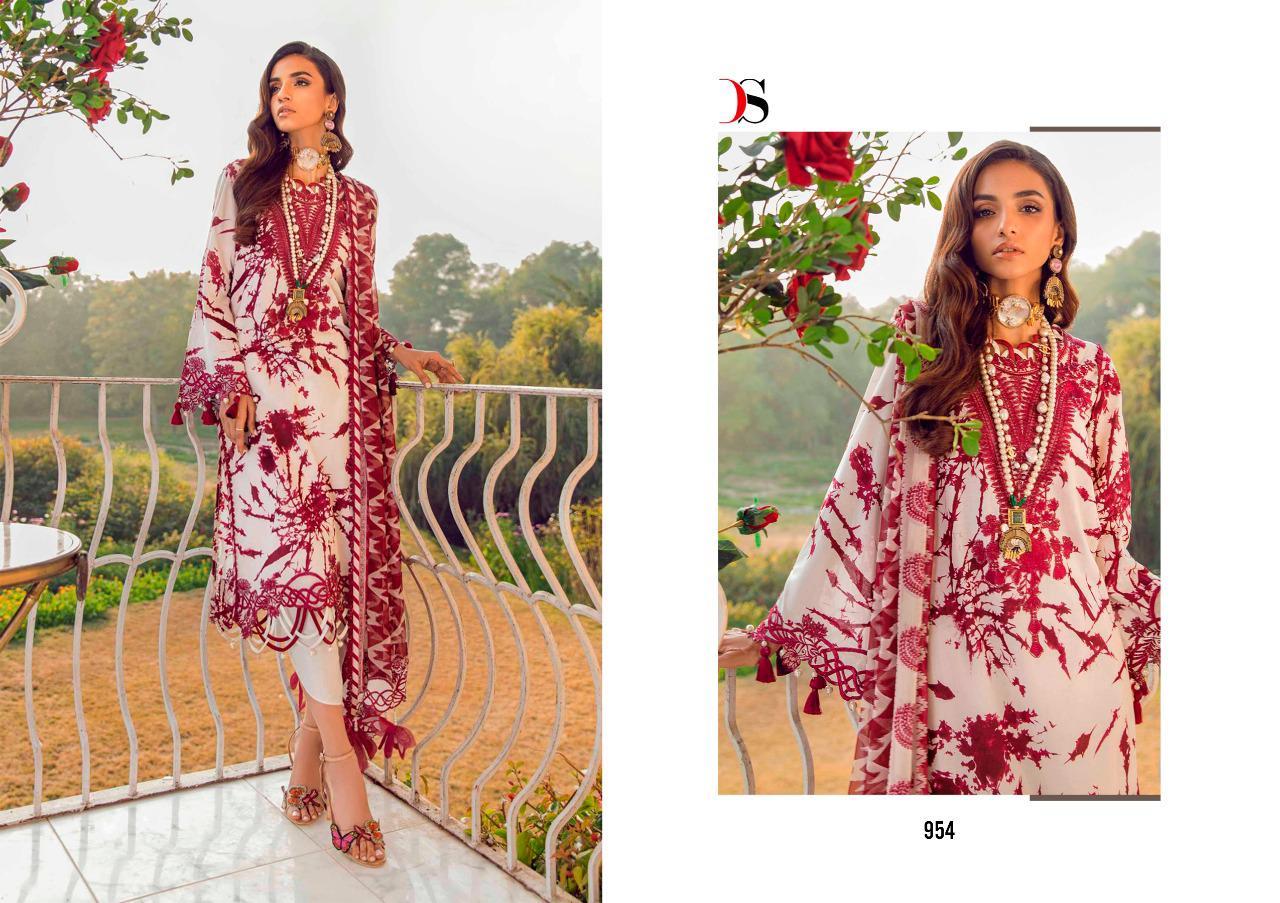 Deepsy Sana Safinaz Muzlin Vol 2 Salwar Suit Wholesale Catalog 8 Pcs 6 - Deepsy Sana Safinaz Muzlin Vol 2 Salwar Suit Wholesale Catalog 8 Pcs
