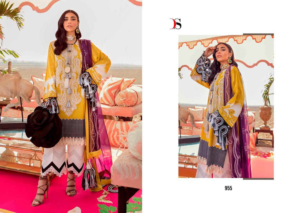 Deepsy Sana Safinaz Muzlin Vol 2 Salwar Suit Wholesale Catalog 8 Pcs 8 - Deepsy Sana Safinaz Muzlin Vol 2 Salwar Suit Wholesale Catalog 8 Pcs