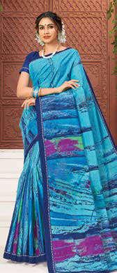 Deeptex Mother India Vol 38 A Saree Sari Wholesale Catalog 18 Pcs 15 - Deeptex Mother India Vol 38 A Saree Sari Wholesale Catalog 18 Pcs