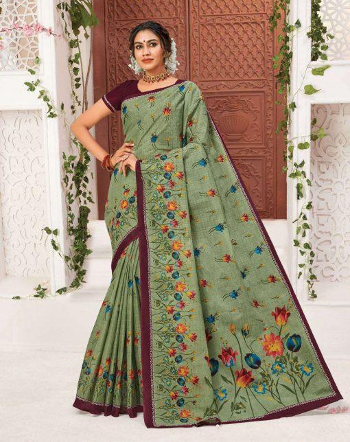 Deeptex Mother India Vol 38 A Saree Sari Wholesale Catalog 18 Pcs 8 510x644 - Deeptex Mother India Vol 38 A Saree Sari Wholesale Catalog 18 Pcs