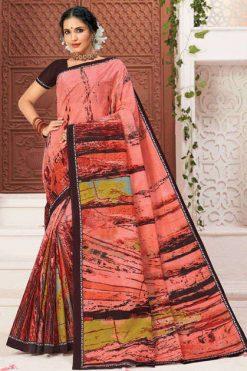 Deeptex Mother India Vol 38 B Saree Sari Wholesale Catalog 18 Pcs