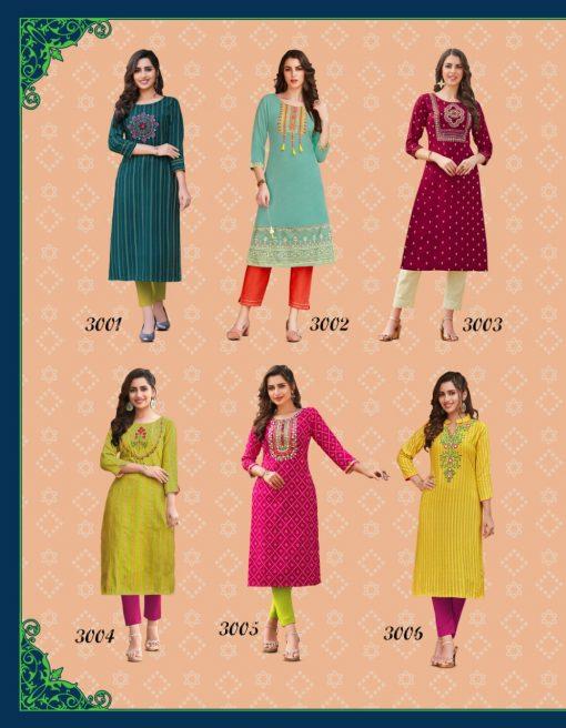Diya Trends Victoria Vol 3 by Kajal Style Kurti Wholesale Catalog 12 Pcs 14 510x656 - Diya Trends Victoria Vol 3 by Kajal Style Kurti Wholesale Catalog 12 Pcs