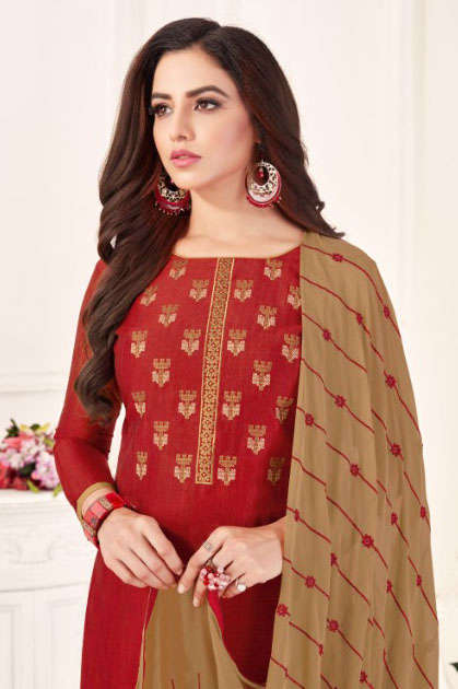 Fashion Floor Anokhi Salwar Suit Wholesale Catalog 12 Pcs