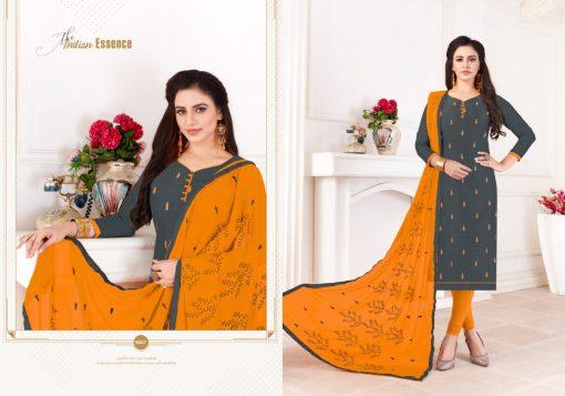 Fashion Floor Saffron Salwar Suit Wholesale Catalog 12 Pcs 14 510x357 - Fashion Floor Saffron Salwar Suit Wholesale Catalog 12 Pcs