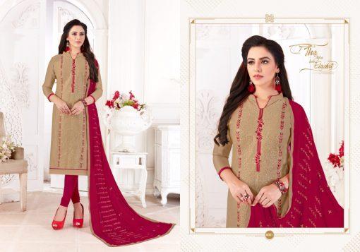 Fashion Floor Saffron Salwar Suit Wholesale Catalog 12 Pcs 6 510x357 - Fashion Floor Saffron Salwar Suit Wholesale Catalog 12 Pcs
