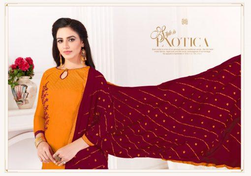 Fashion Floor Saffron Salwar Suit Wholesale Catalog 12 Pcs 7 510x357 - Fashion Floor Saffron Salwar Suit Wholesale Catalog 12 Pcs