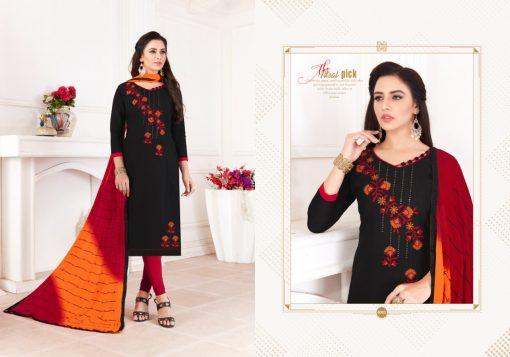 Fashion Floor Saffron Salwar Suit Wholesale Catalog 12 Pcs 9 510x357 - Fashion Floor Saffron Salwar Suit Wholesale Catalog 12 Pcs
