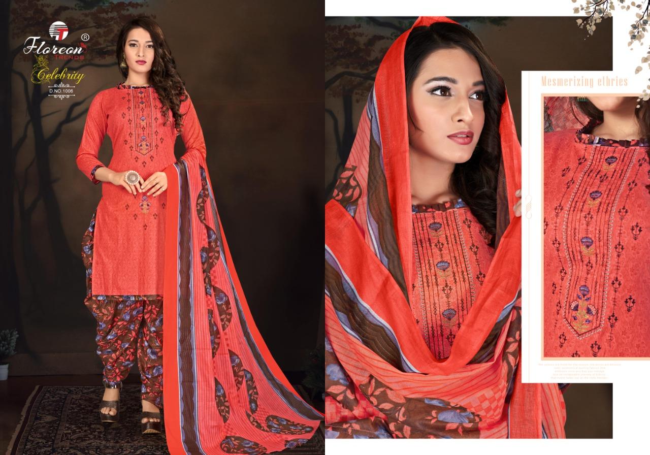 Floreon Trends Celebrity Vol 2 Salwar Suit Wholesale Catalog 12 Pcs 1 - Floreon Trends Celebrity Vol 2 Salwar Suit Wholesale Catalog 12 Pcs