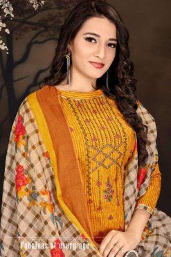 Floreon Trends Celebrity Vol 2 Salwar Suit Wholesale Catalog 12 Pcs
