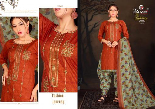Floreon Trends Celebrity Vol 2 Salwar Suit Wholesale Catalog 12 Pcs 4 510x357 - Floreon Trends Celebrity Vol 2 Salwar Suit Wholesale Catalog 12 Pcs