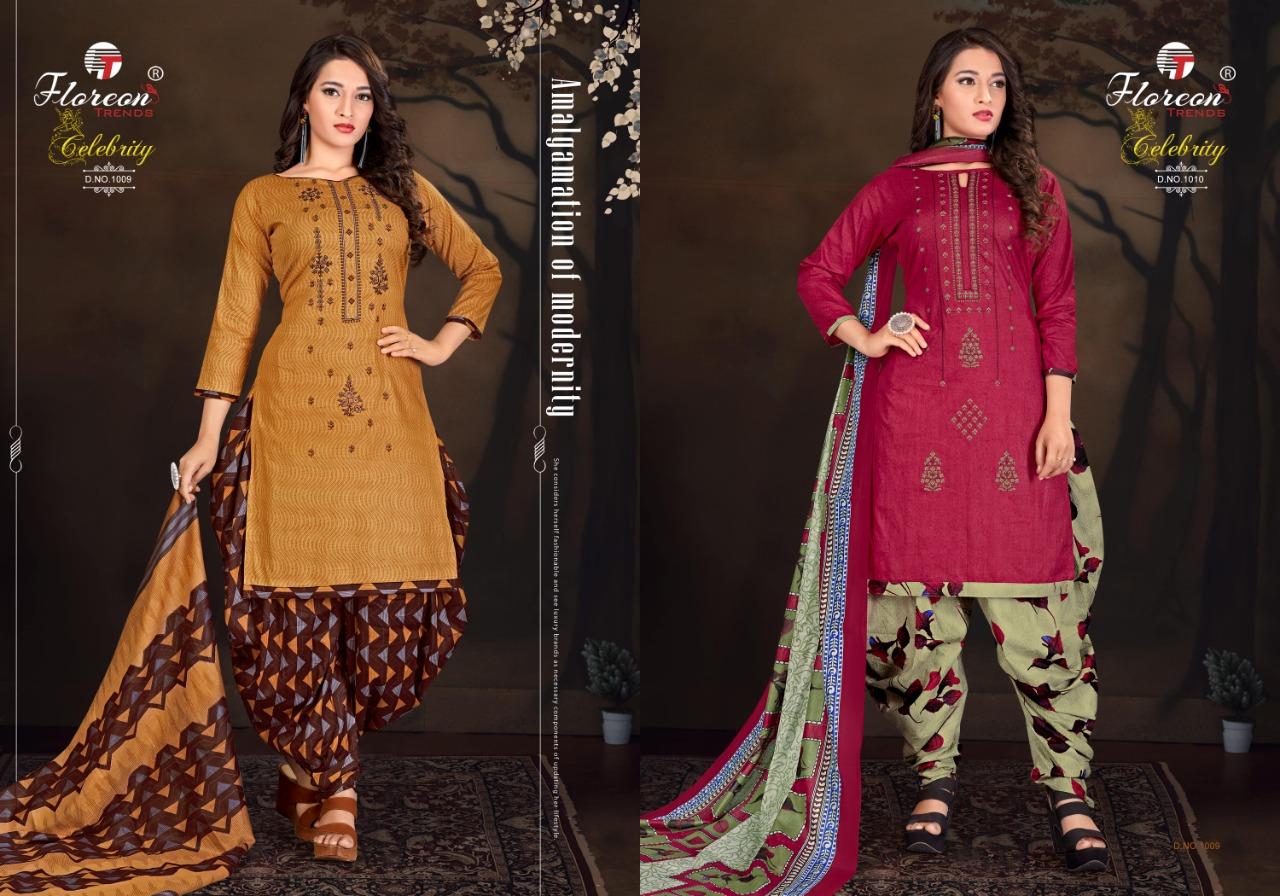 Floreon Trends Celebrity Vol 2 Salwar Suit Wholesale Catalog 12 Pcs 7 - Floreon Trends Celebrity Vol 2 Salwar Suit Wholesale Catalog 12 Pcs