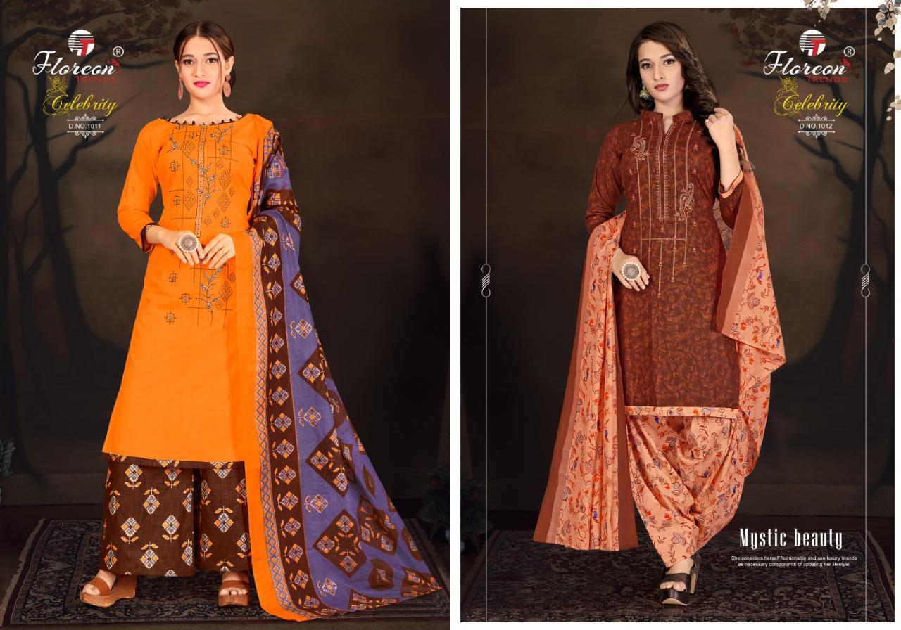 Floreon Trends Celebrity Vol 2 Salwar Suit Wholesale Catalog 12 Pcs 9 - Floreon Trends Celebrity Vol 2 Salwar Suit Wholesale Catalog 12 Pcs