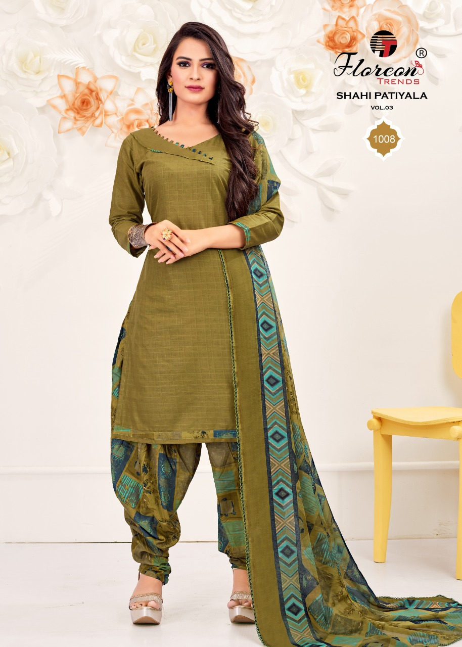 Floreon Trends Shahi Patiyala Vol 3 Salwar Suit Wholesale Catalog 8 Pcs 17 - Floreon Trends Shahi Patiyala Vol 3 Salwar Suit Wholesale Catalog 8 Pcs