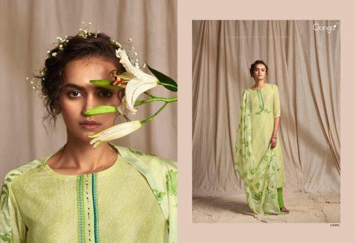 Ganga Colour Wave Salwar Suit Wholesale Catalog 6 Pcs 2 510x349 - Ganga Colour Wave Salwar Suit Wholesale Catalog 6 Pcs