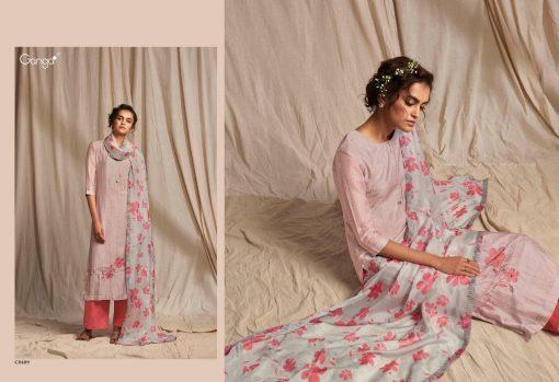 Ganga Colour Wave Salwar Suit Wholesale Catalog 6 Pcs 4 510x349 - Ganga Colour Wave Salwar Suit Wholesale Catalog 6 Pcs