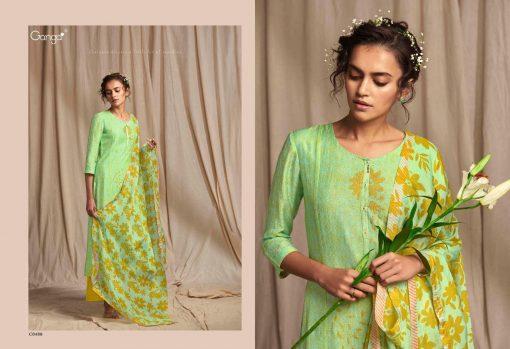 Ganga Colour Wave Salwar Suit Wholesale Catalog 6 Pcs 5 510x349 - Ganga Colour Wave Salwar Suit Wholesale Catalog 6 Pcs