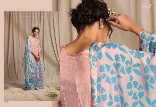 Ganga Colour Wave Salwar Suit Wholesale Catalog 6 Pcs 6 510x349 - Ganga Colour Wave Salwar Suit Wholesale Catalog 6 Pcs
