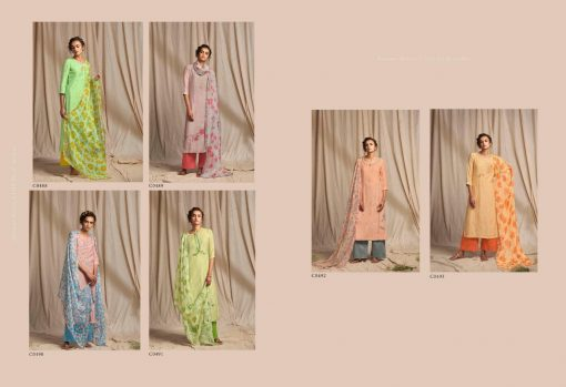 Ganga Colour Wave Salwar Suit Wholesale Catalog 6 Pcs 8 510x349 - Ganga Colour Wave Salwar Suit Wholesale Catalog 6 Pcs