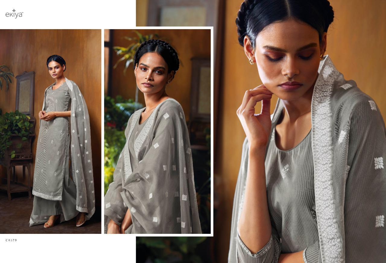 Ganga Nuwa Salwar Suit Wholesale Catalog 6 Pcs 4 - Ganga Nuwa Salwar Suit Wholesale Catalog 6 Pcs