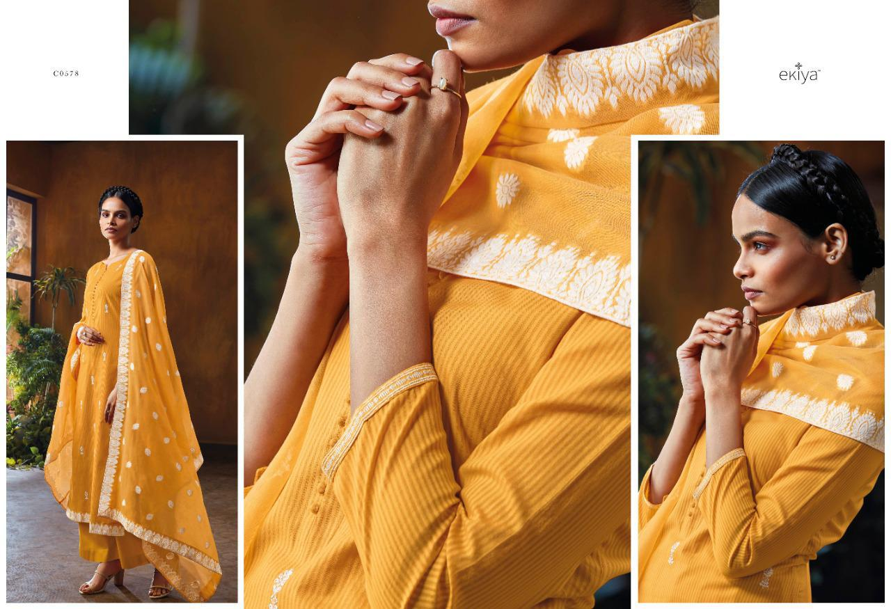 Ganga Nuwa Salwar Suit Wholesale Catalog 6 Pcs 6 - Ganga Nuwa Salwar Suit Wholesale Catalog 6 Pcs