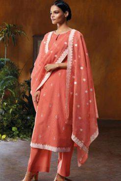 Ganga Nuwa Salwar Suit Wholesale Catalog 6 Pcs