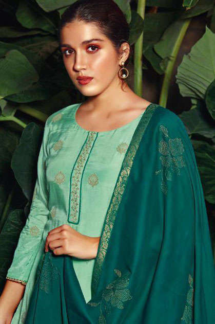 Ganga Rooh Salwar Suit Wholesale Catalog 6 Pcs