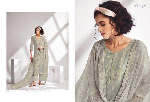 Ganga Threads Salwar Suit Wholesale Catalog 6 Pcs 3 510x349 - Ganga Threads Salwar Suit Wholesale Catalog 6 Pcs