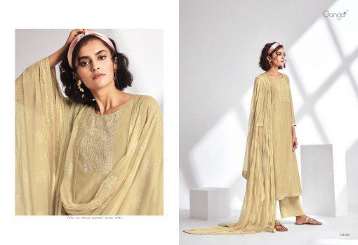 Ganga Threads Salwar Suit Wholesale Catalog 6 Pcs 7 510x349 - Ganga Threads Salwar Suit Wholesale Catalog 6 Pcs