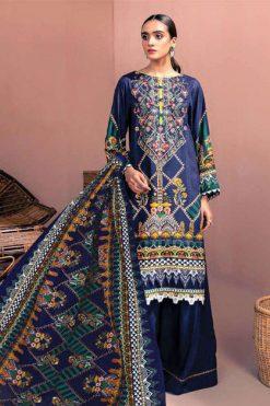 Iris Vol 9 Karachi Cotton Salwar Suit Wholesale Catalog 10 Pcs