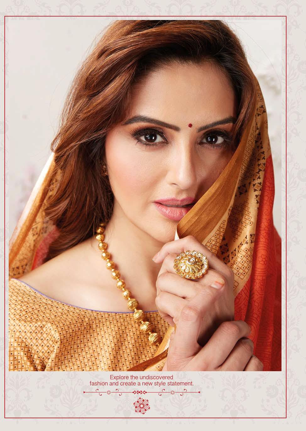 JK Tulsi Vol 6 B Saree Sari Wholesale Catalog 10 Pcs 11 - JK Tulsi Vol 6 B Saree Sari Wholesale Catalog 10 Pcs