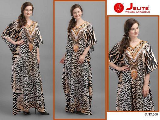 Jelite Kaftans Vol 6 Kurti Wholesale Catalog 8 Pcs 7 510x383 - Jelite Kaftans Vol 6 Kurti Wholesale Catalog 8 Pcs