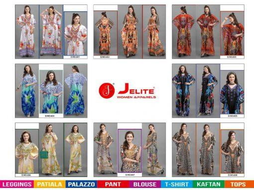 Jelite Kaftans Vol 6 Kurti Wholesale Catalog 8 Pcs 9 510x383 - Jelite Kaftans Vol 6 Kurti Wholesale Catalog 8 Pcs