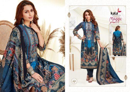 Kala Maggic Vol 14 Salwar Suit Wholesale Catalog 12 Pcs 1 510x364 - Kala Maggic Vol 14 Salwar Suit Wholesale Catalog 12 Pcs