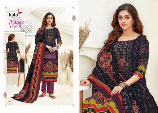 Kala Maggic Vol 14 Salwar Suit Wholesale Catalog 12 Pcs 10 510x364 - Kala Maggic Vol 14 Salwar Suit Wholesale Catalog 12 Pcs