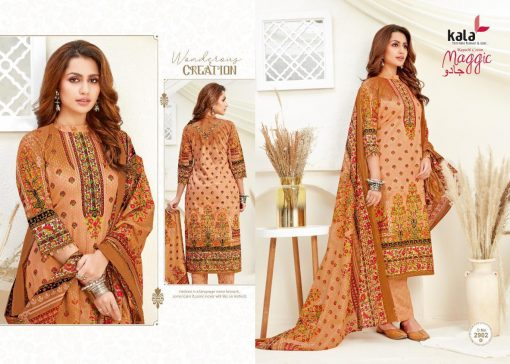 Kala Maggic Vol 14 Salwar Suit Wholesale Catalog 12 Pcs 2 510x364 - Kala Maggic Vol 14 Salwar Suit Wholesale Catalog 12 Pcs
