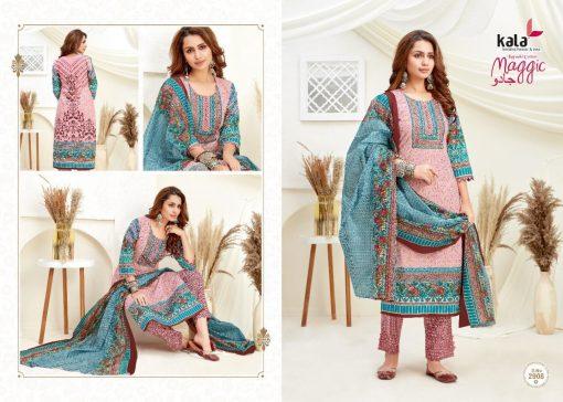 Kala Maggic Vol 14 Salwar Suit Wholesale Catalog 12 Pcs 8 510x364 - Kala Maggic Vol 14 Salwar Suit Wholesale Catalog 12 Pcs