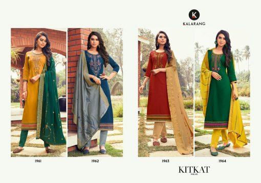 Kalarang Kitkat Vol 3 by Kessi Salwar Suit Wholesale Catalog 4 Pcs 6 510x359 - Kalarang Kitkat Vol 3 by Kessi Salwar Suit Wholesale Catalog 4 Pcs