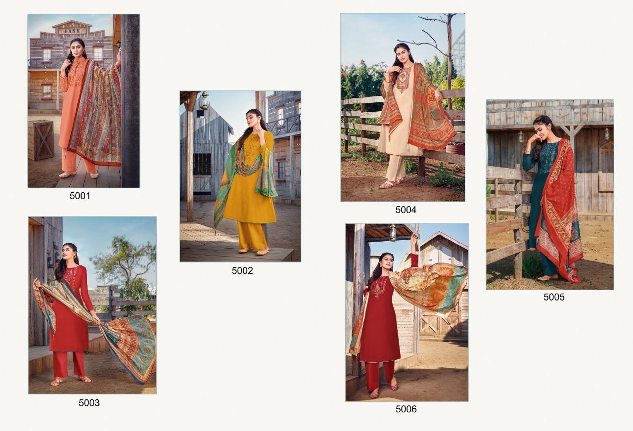 Kapil Trendz Sapphira Salwar Suit Wholesale Catalog 6 Pcs 10 - Kapil Trendz Sapphira Salwar Suit Wholesale Catalog 6 Pcs