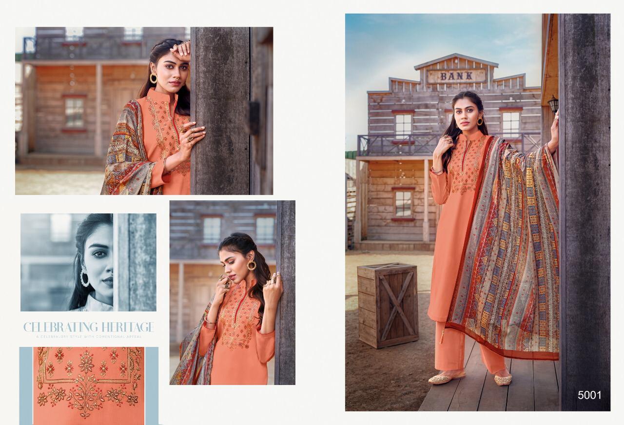 Kapil Trendz Sapphira Salwar Suit Wholesale Catalog 6 Pcs 5 - Kapil Trendz Sapphira Salwar Suit Wholesale Catalog 6 Pcs