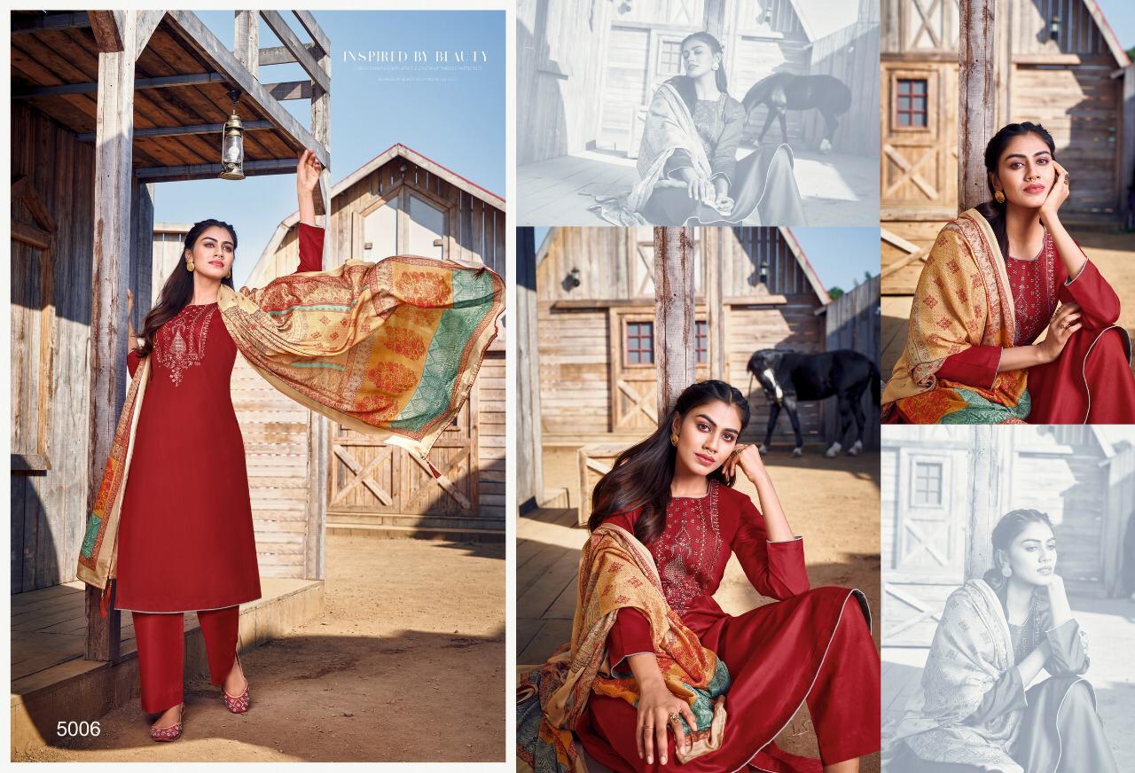 Kapil Trendz Sapphira Salwar Suit Wholesale Catalog 6 Pcs 6 - Kapil Trendz Sapphira Salwar Suit Wholesale Catalog 6 Pcs