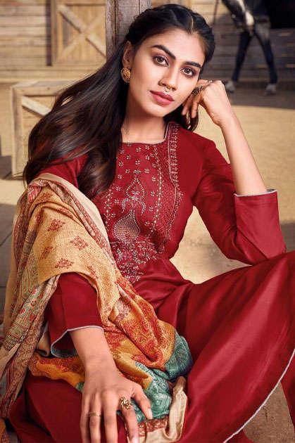 Kapil Trendz Sapphira Salwar Suit Wholesale Catalog 6 Pcs - Kapil Trendz Sapphira Salwar Suit Wholesale Catalog 6 Pcs