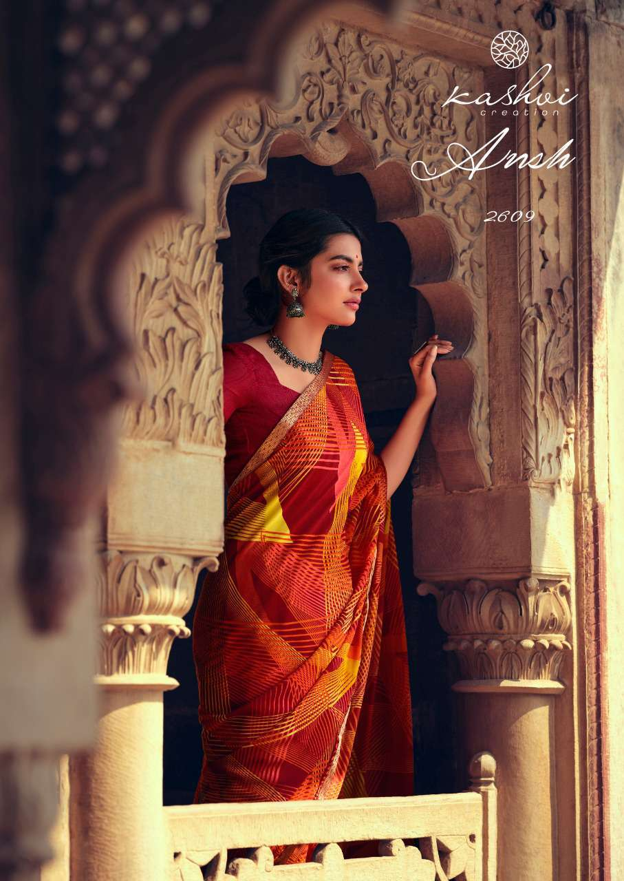 Kashvi Ansh Vol 2 by Lt Fabrics Saree Sari Wholesale Catalog 10 Pcs 1 - Kashvi Ansh Vol 2 by Lt Fabrics Saree Sari Wholesale Catalog 10 Pcs