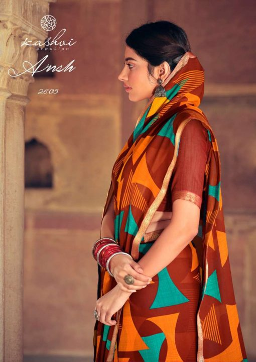 Kashvi Ansh Vol 2 by Lt Fabrics Saree Sari Wholesale Catalog 10 Pcs 13 510x720 - Kashvi Ansh Vol 2 by Lt Fabrics Saree Sari Wholesale Catalog 10 Pcs