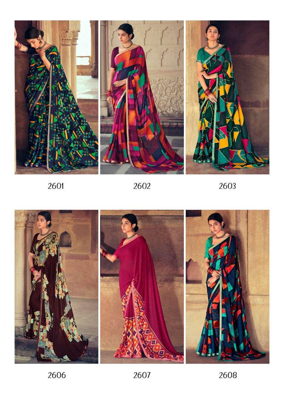 Kashvi Ansh Vol 2 by Lt Fabrics Saree Sari Wholesale Catalog 10 Pcs 22 - Kashvi Ansh Vol 2 by Lt Fabrics Saree Sari Wholesale Catalog 10 Pcs