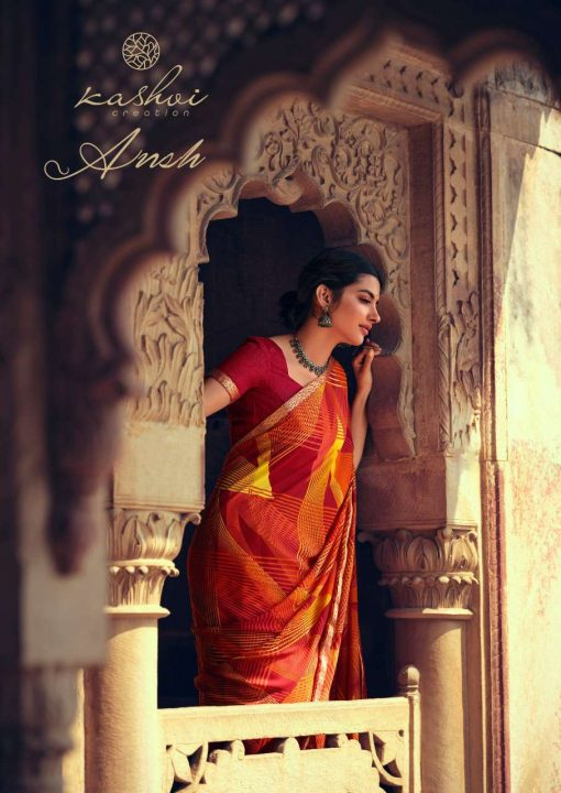 Kashvi Ansh Vol 2 by Lt Fabrics Saree Sari Wholesale Catalog 10 Pcs 6 510x720 - Kashvi Ansh Vol 2 by Lt Fabrics Saree Sari Wholesale Catalog 10 Pcs
